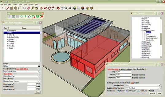Building Energy Simulation Modeling