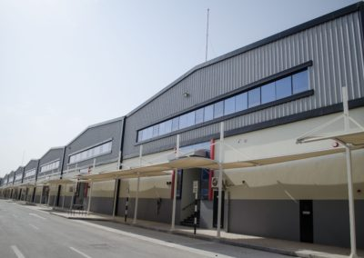 Kizad Logistics Park Pre-Built Warehouses