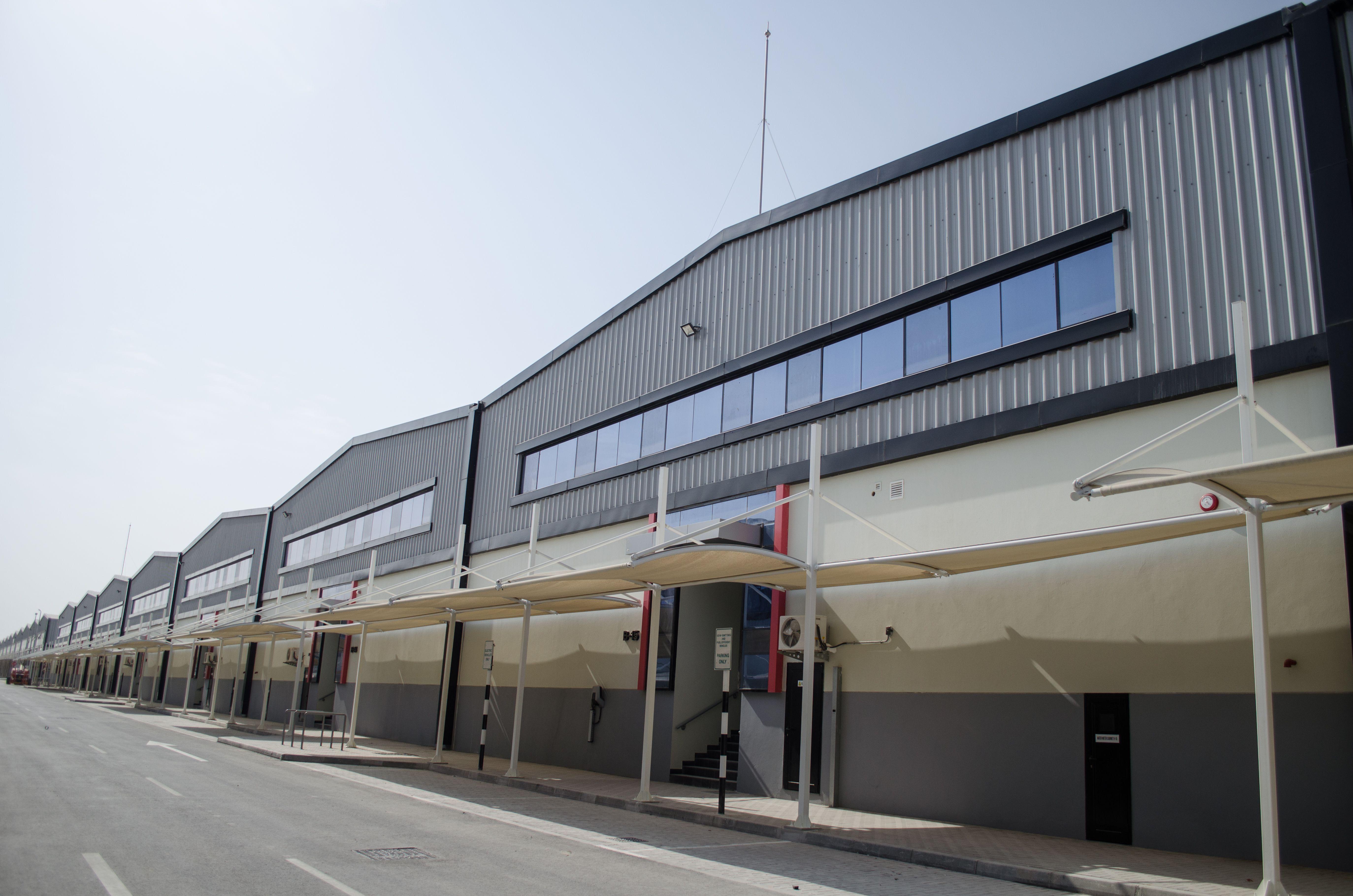 Kizad Logistics Park