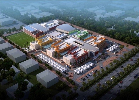 Abu Dhabi Future Schools (Phase 3, Package 1)