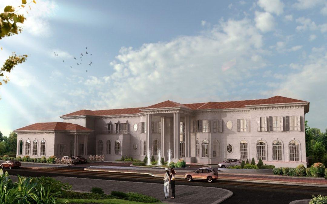 Omar Abdul Aziz Mubarak Al Mubarak VIP Villa