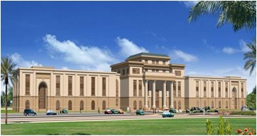 Abu Dhabi University Community Centre